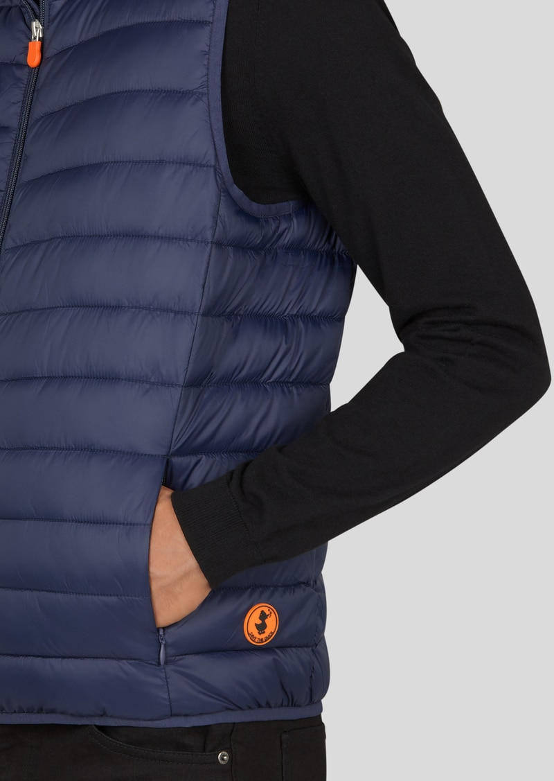 Save The Duck Bodywarmer Navy foto 4