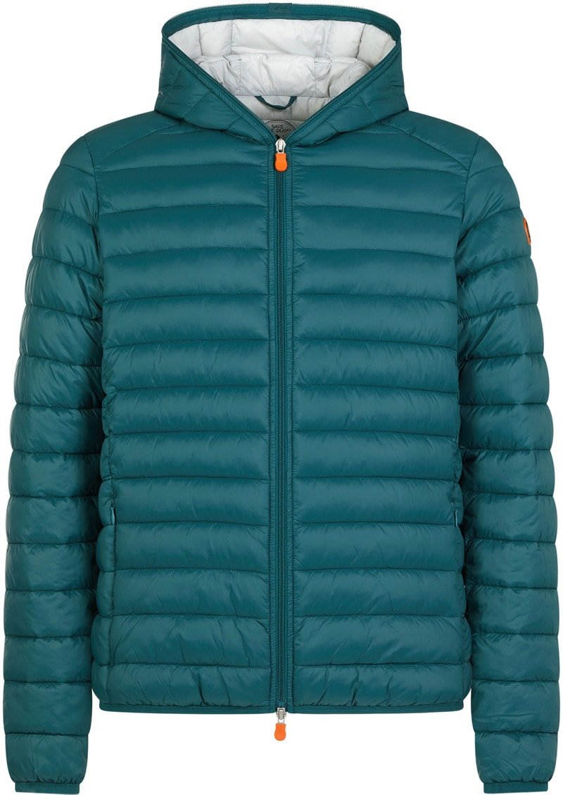 Save The Duck Jacket Alpine Green photo 0