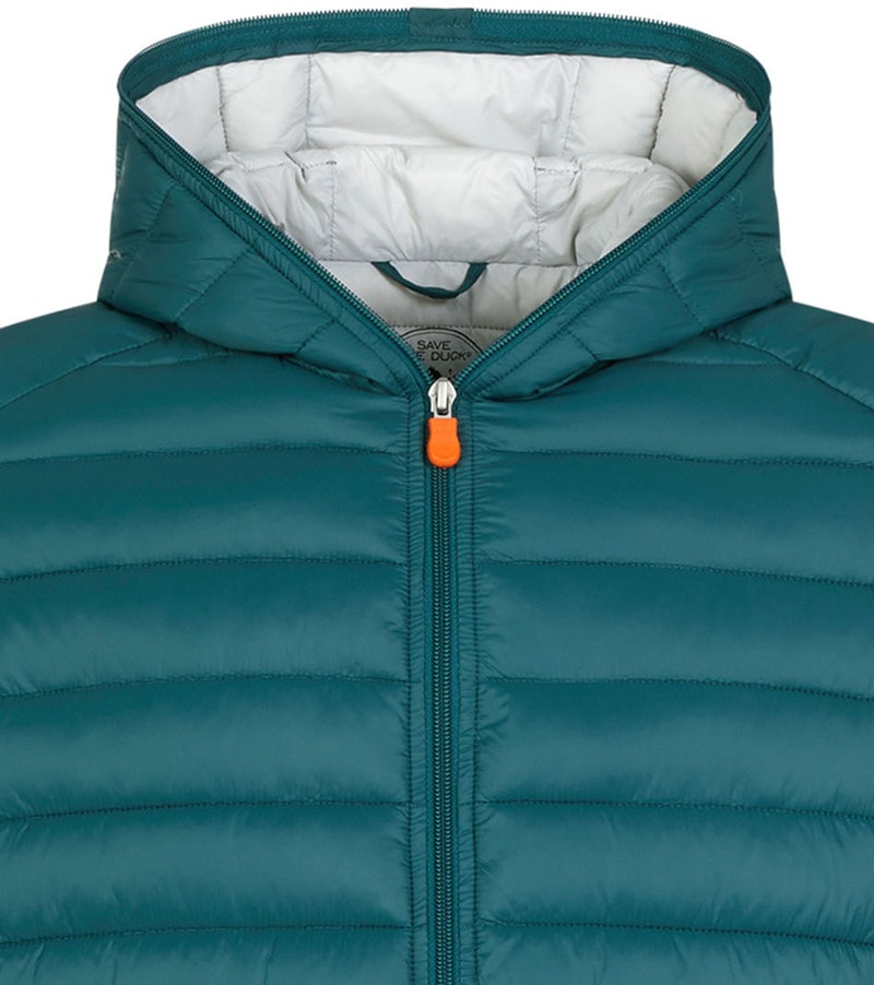 Save The Duck Jacket Alpine Green photo 1
