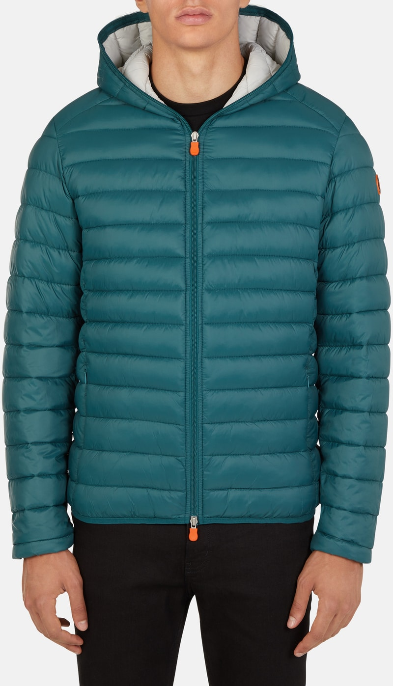Save The Duck Jacket Alpine Green photo 3