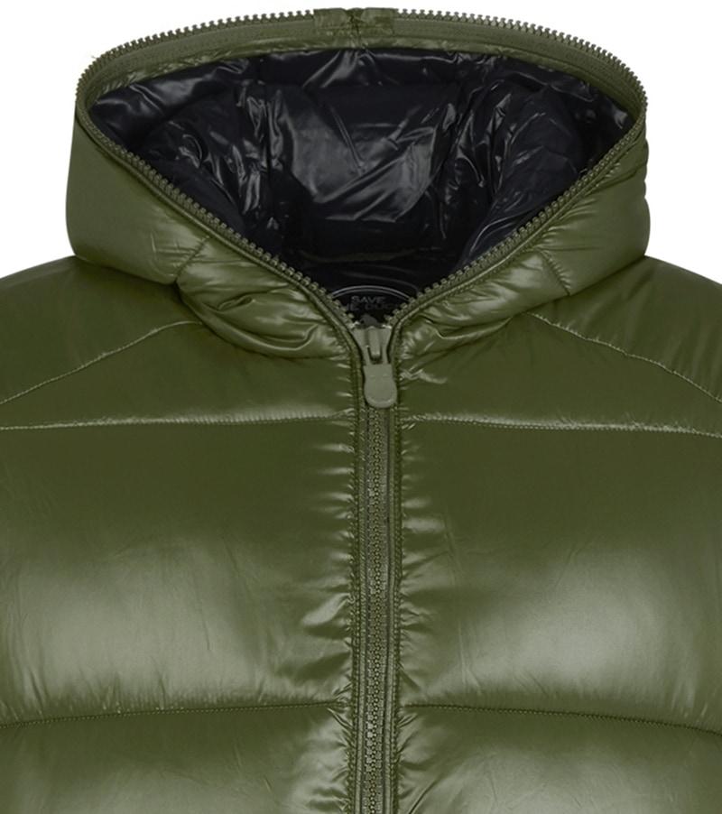 Save The Duck Jacket Dark Green photo 1