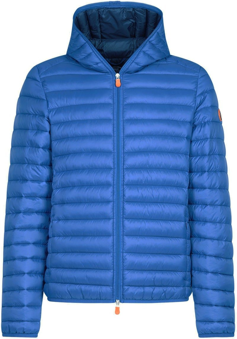 Save The Duck Jacket Giga Royal Blue photo 0