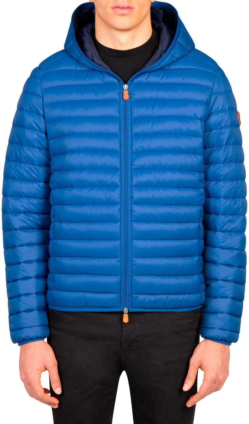 Save The Duck Jacket Giga Royal Blue photo 2