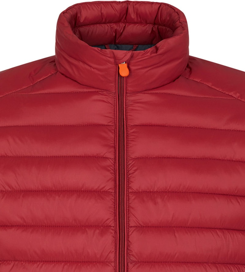 Save The Duck Jacket Mineral Bordeaux photo 1