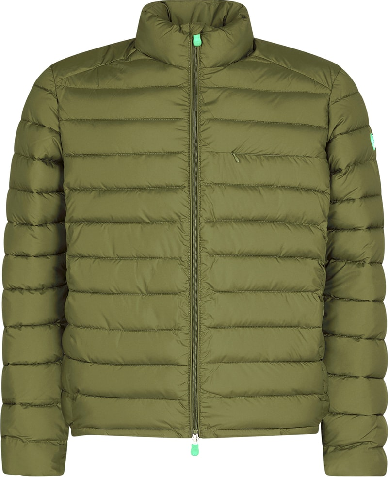 Save The Duck Jacket Olive photo 0