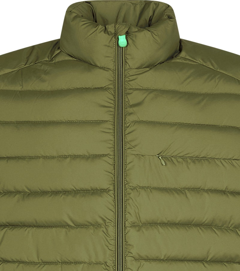 Save The Duck Jacket Olive photo 1