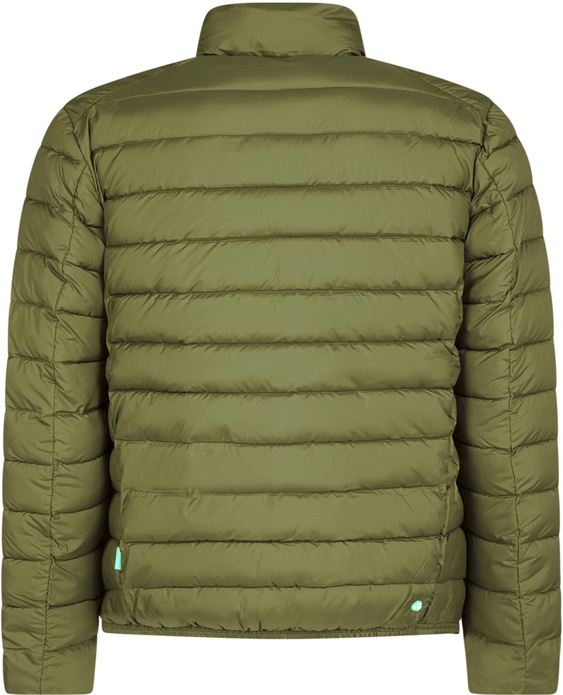 Save The Duck Jacket Olive photo 2