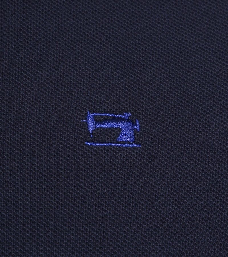 Scotch and Soda Poloshirt Navy photo 2