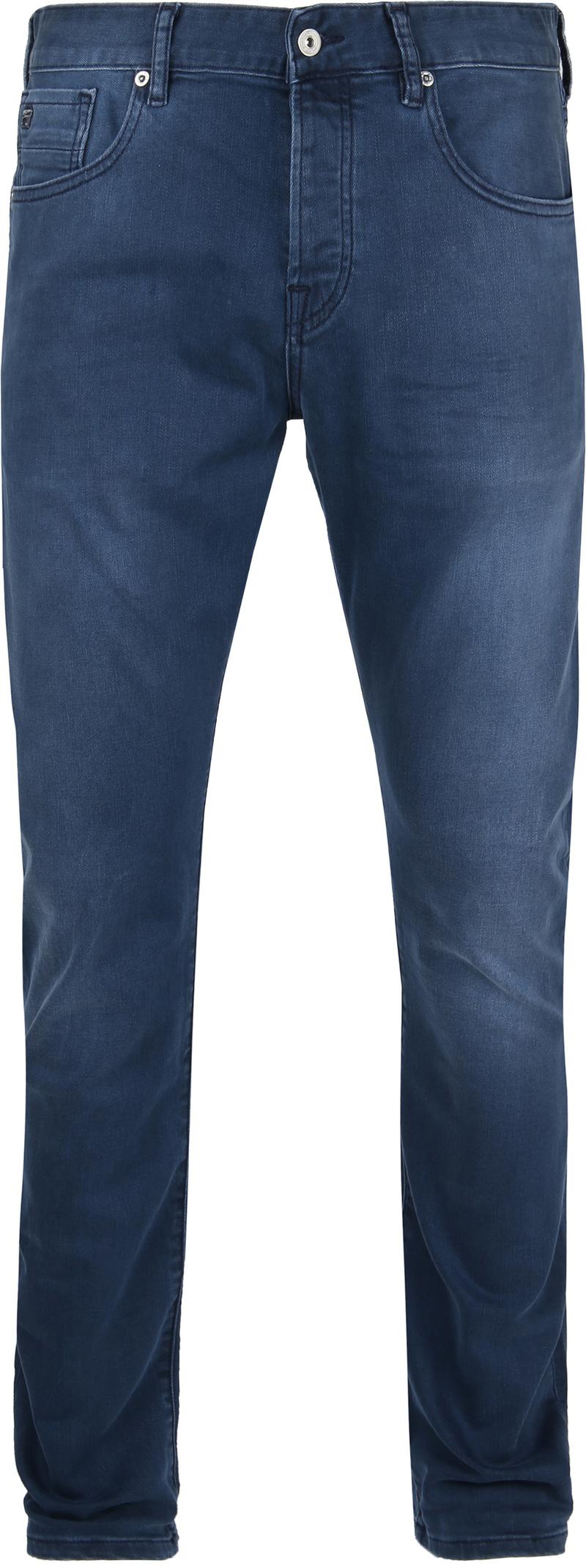 Scotch and Soda Ralston Jeans Concrete Blauw foto 0