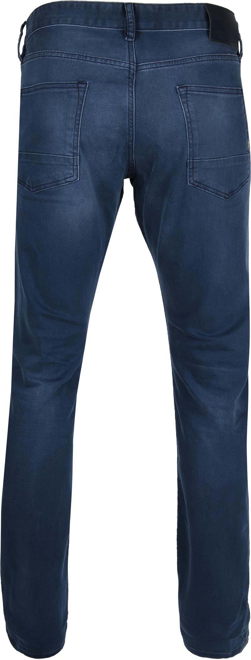 Scotch and Soda Ralston Jeans Concrete Blauw foto 3