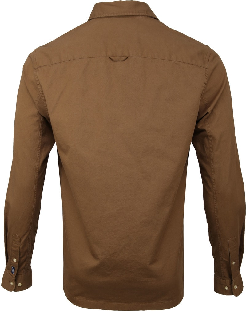 Scotch and Soda Shirt Brown photo 3