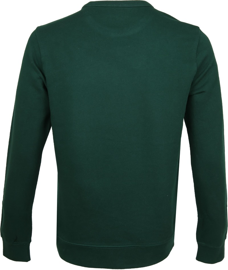 Scotch and Soda Sweater Blauw Donkergroen
