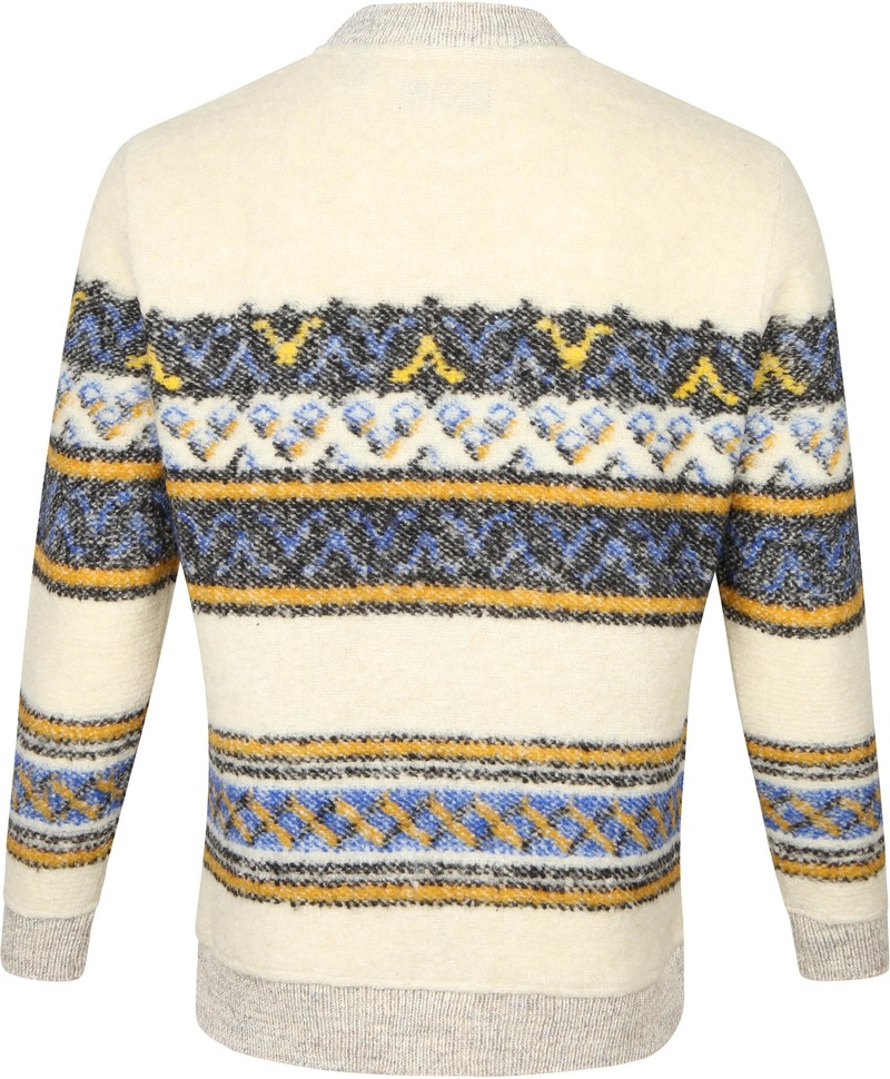 Scotch and Soda Trui Vintage Beige