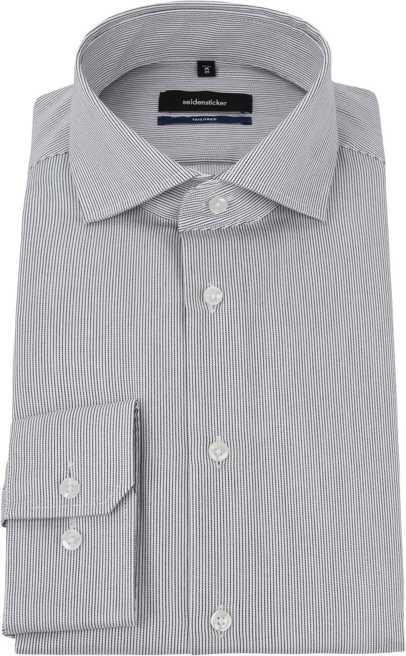 Seidensticker Grey Shirt photo 2