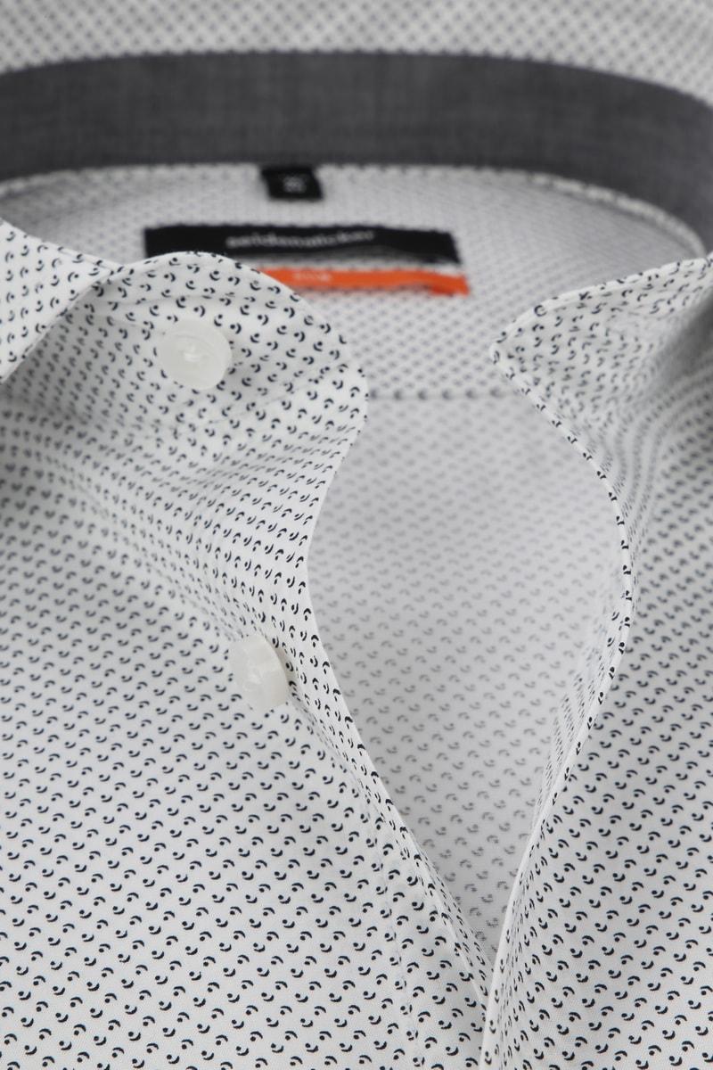 Seidensticker Grey Shirt Dessin photo 1