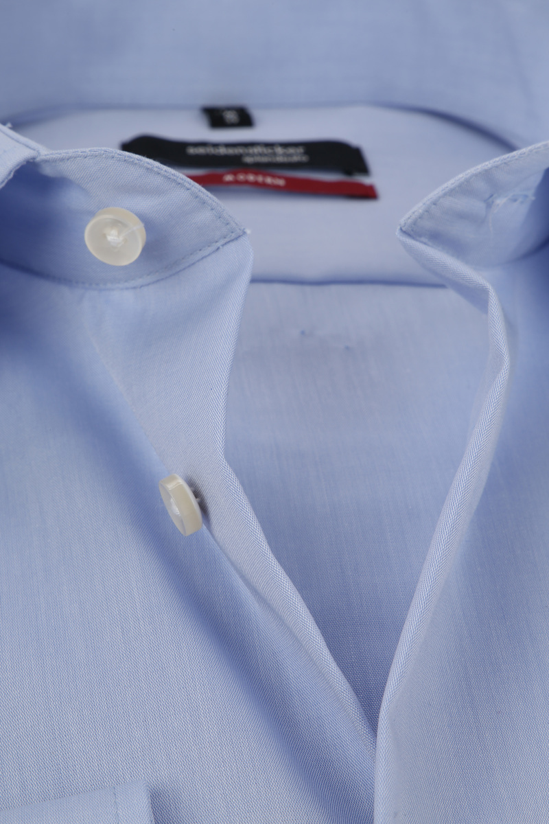 Seidensticker Non Iron Shirt Light Blue