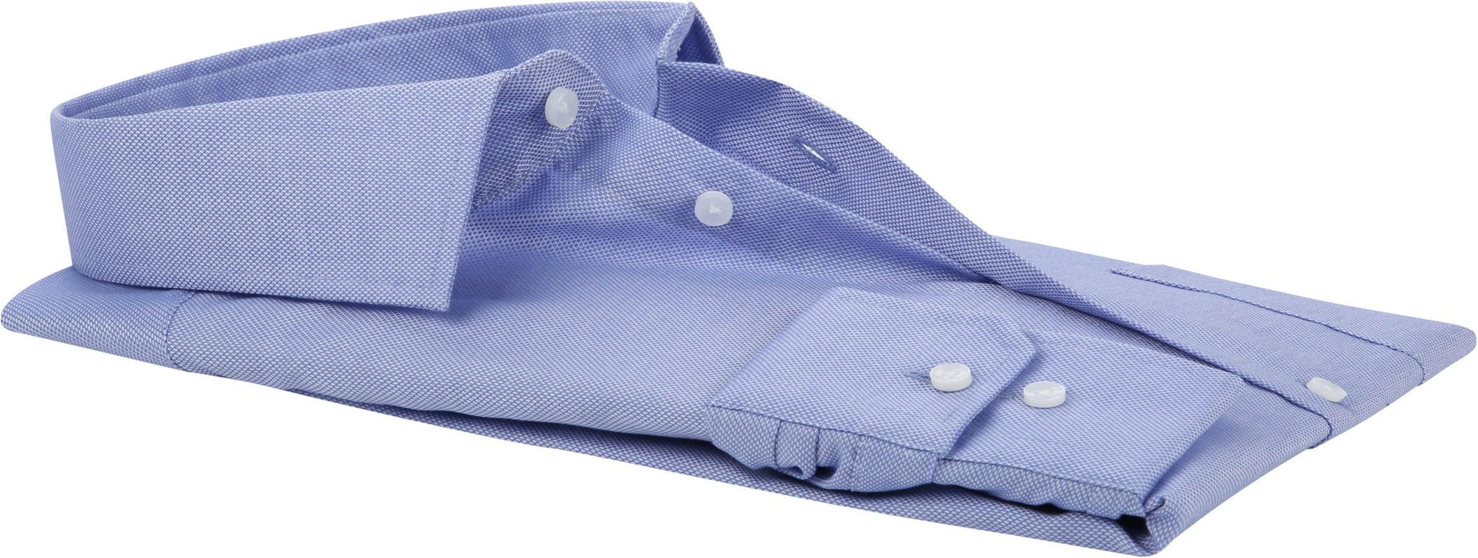 Seidensticker Overhemd CF Blauw foto 3