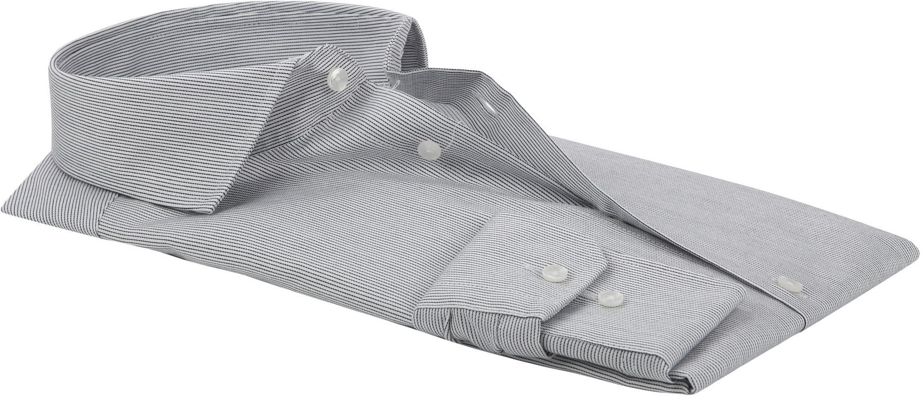 Seidensticker Overhemd Grijs foto 3