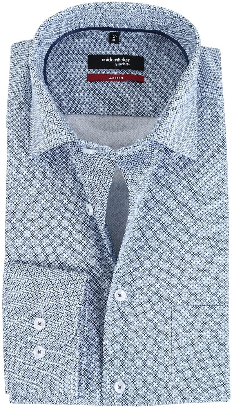 Seidensticker Overhemd Splendesto Print  online bestellen | Suitable