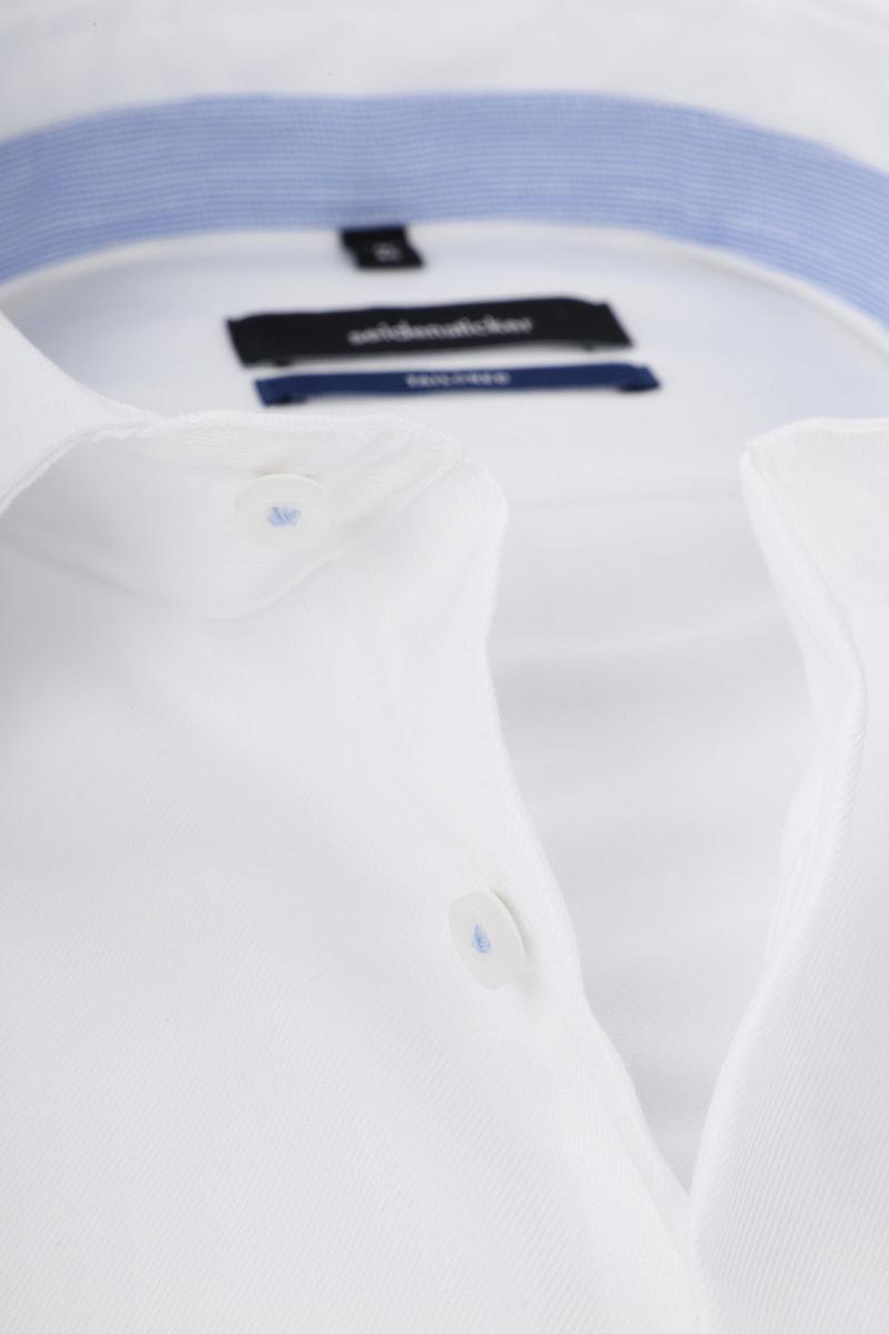 Seidensticker Overhemd WS Wit foto 1