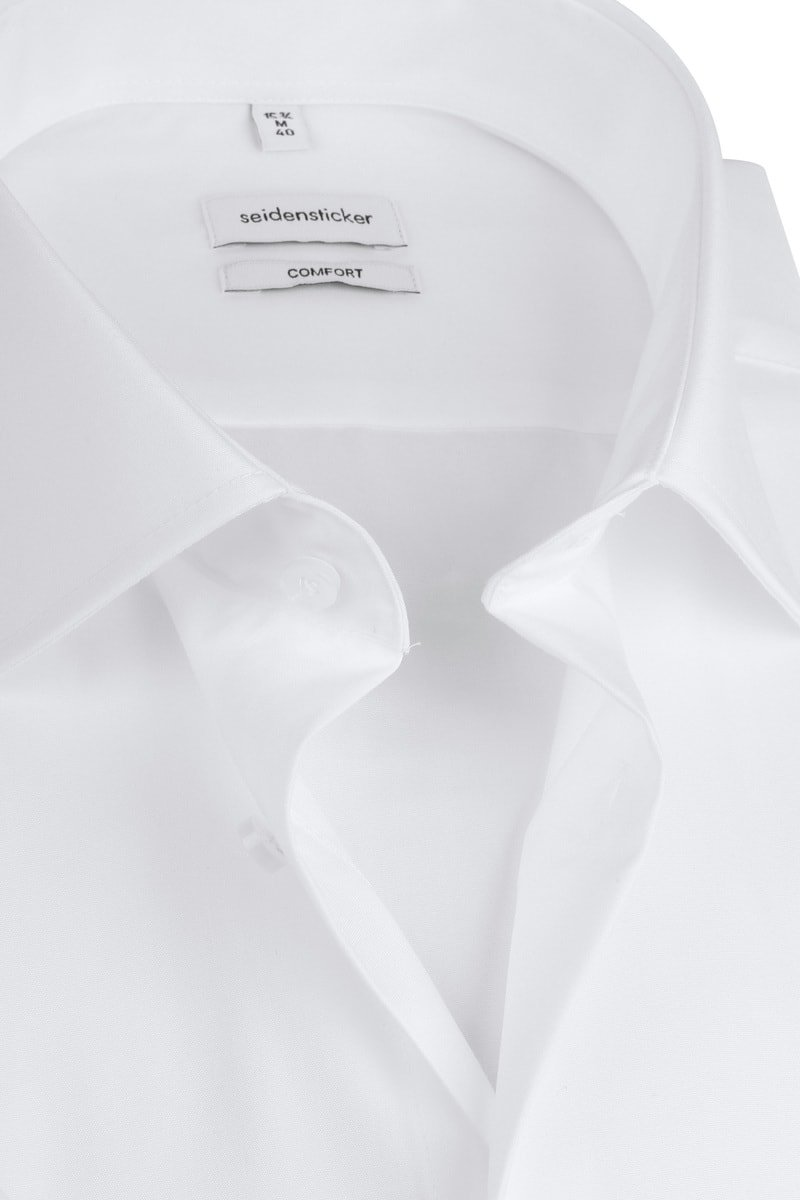 Seidensticker Shirt Comfort-Fit White photo 1