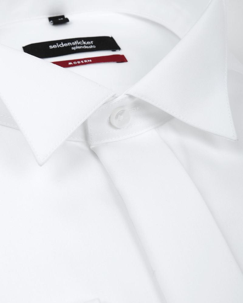 Seidensticker Smokinghemd Modern-Fit Foto 1