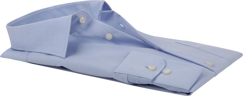 Seidensticker Strijkvrij Overhemd Lichtblauw foto 3