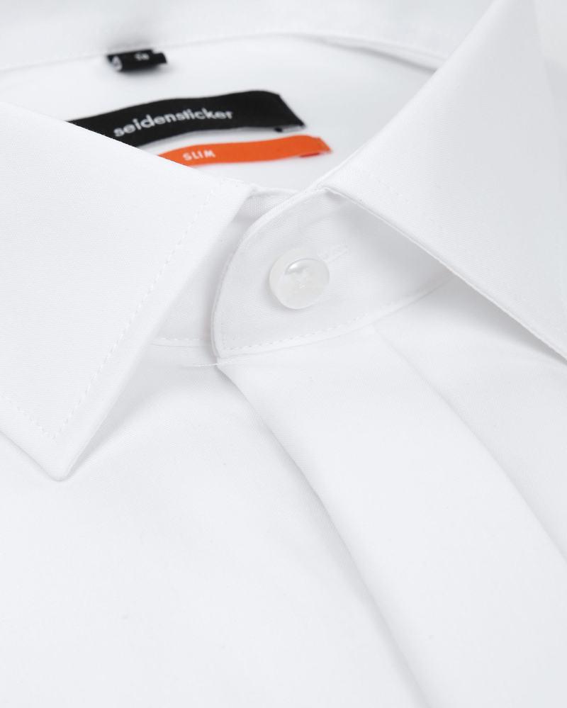 Seidensticker Tuxedo Shirt Kent White photo 1