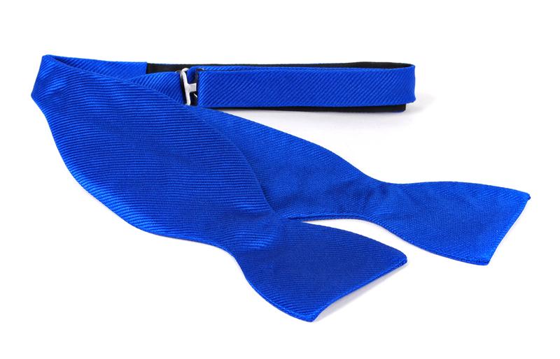 Self Tie Bow Tie Kobalt Blue F65