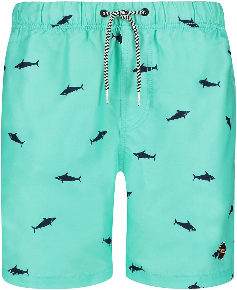 Shiwi Mako Swimshorts Turquoise photo 0