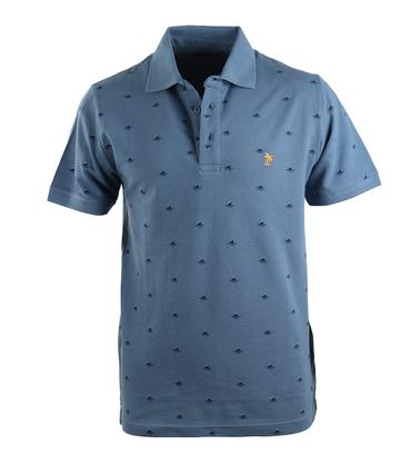 Shiwi Polo Blauw  online bestellen | Suitable
