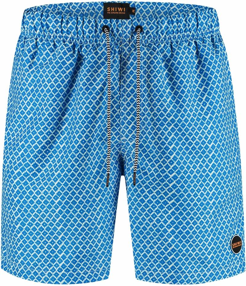 Shiwi Swimshorts Mosaic Blue photo 0