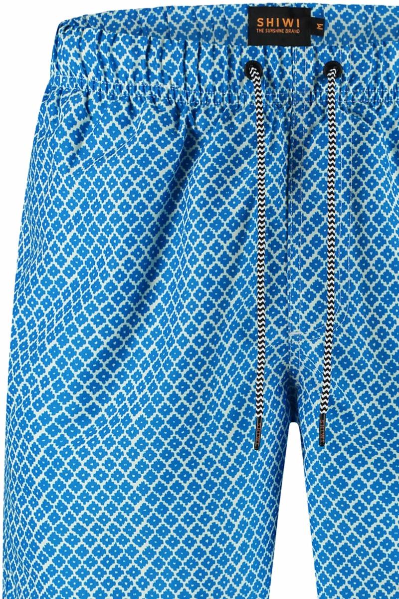 Shiwi Swimshorts Mosaic Blue photo 1