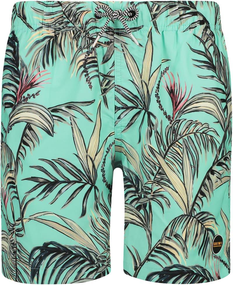 Shiwi Swimshorts Tropics Turquoise photo 0