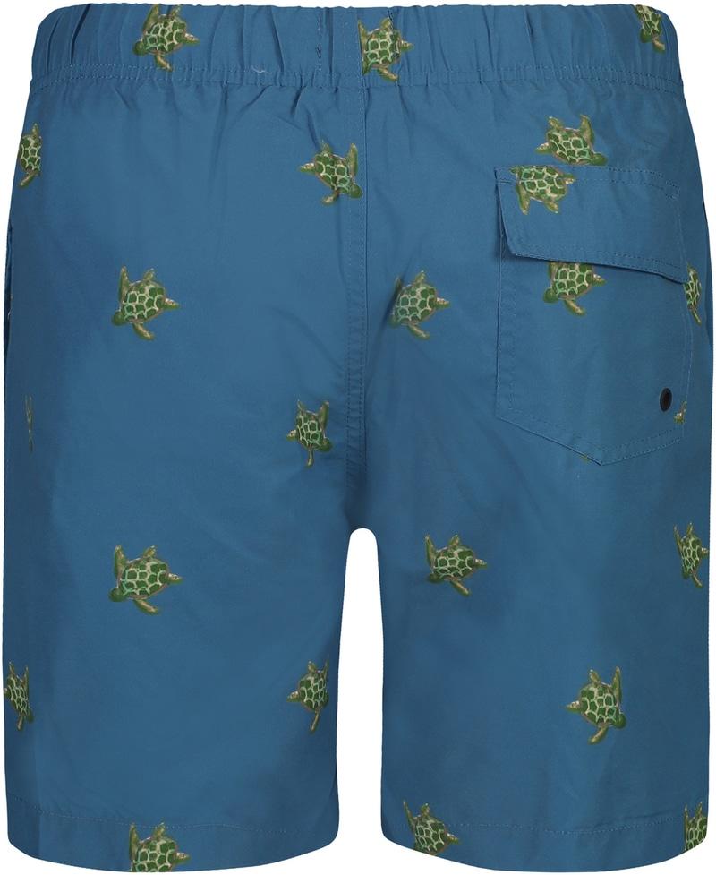 Shiwi Zwembroek Schildpad Navy - Donkerblauw maat XXL