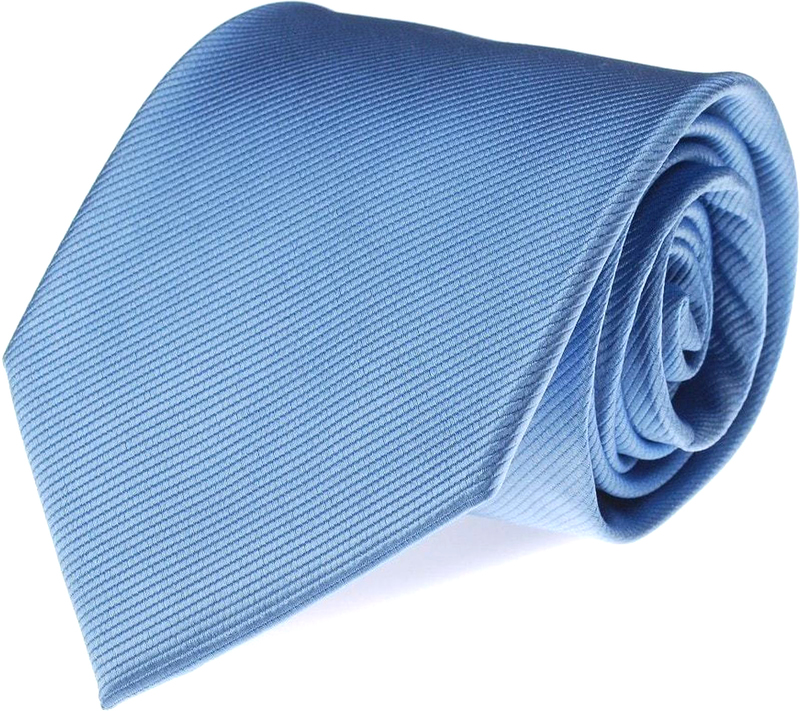 Silk Tie Blue F02 photo 0