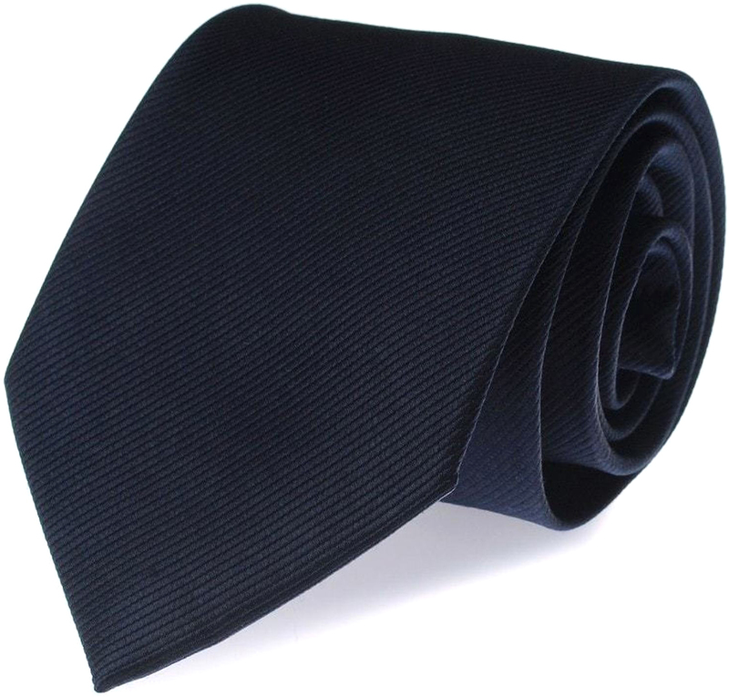 Silk Tie Navy F35 photo 0