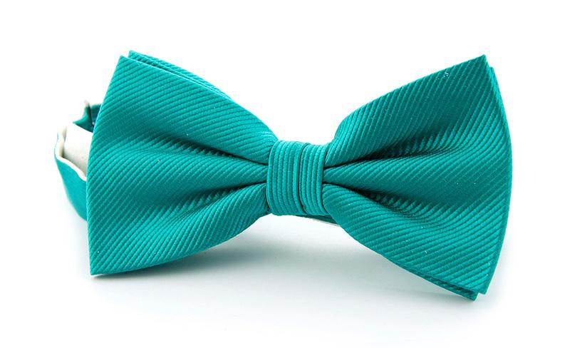 Slk Bow Tie Smaragd F67