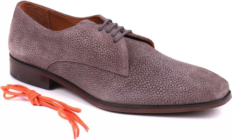 Suede Shoes Taupe Rog