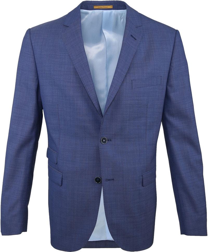 Suitable Anzug Lucius Roys Blau Foto 1