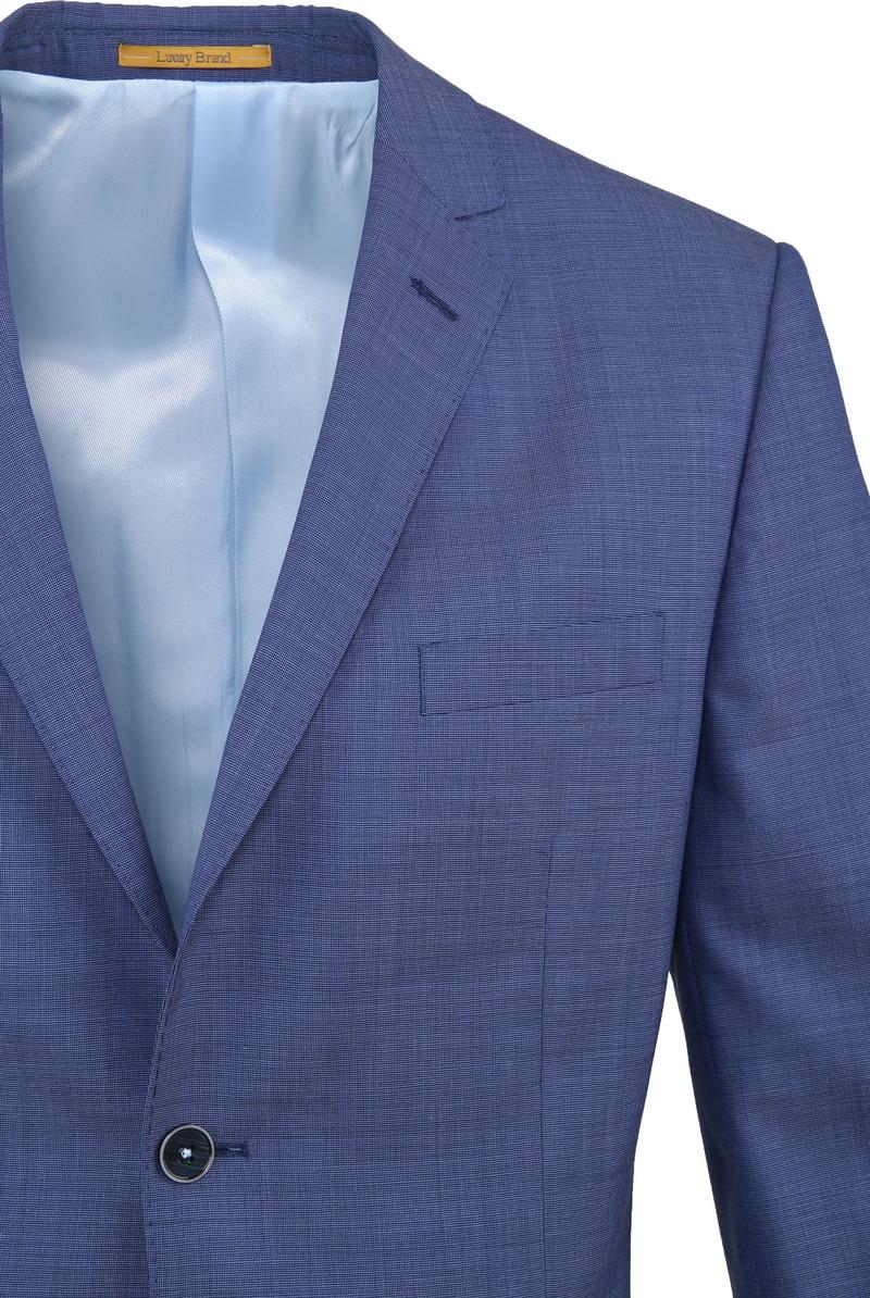 Suitable Anzug Lucius Roys Blau Foto 3