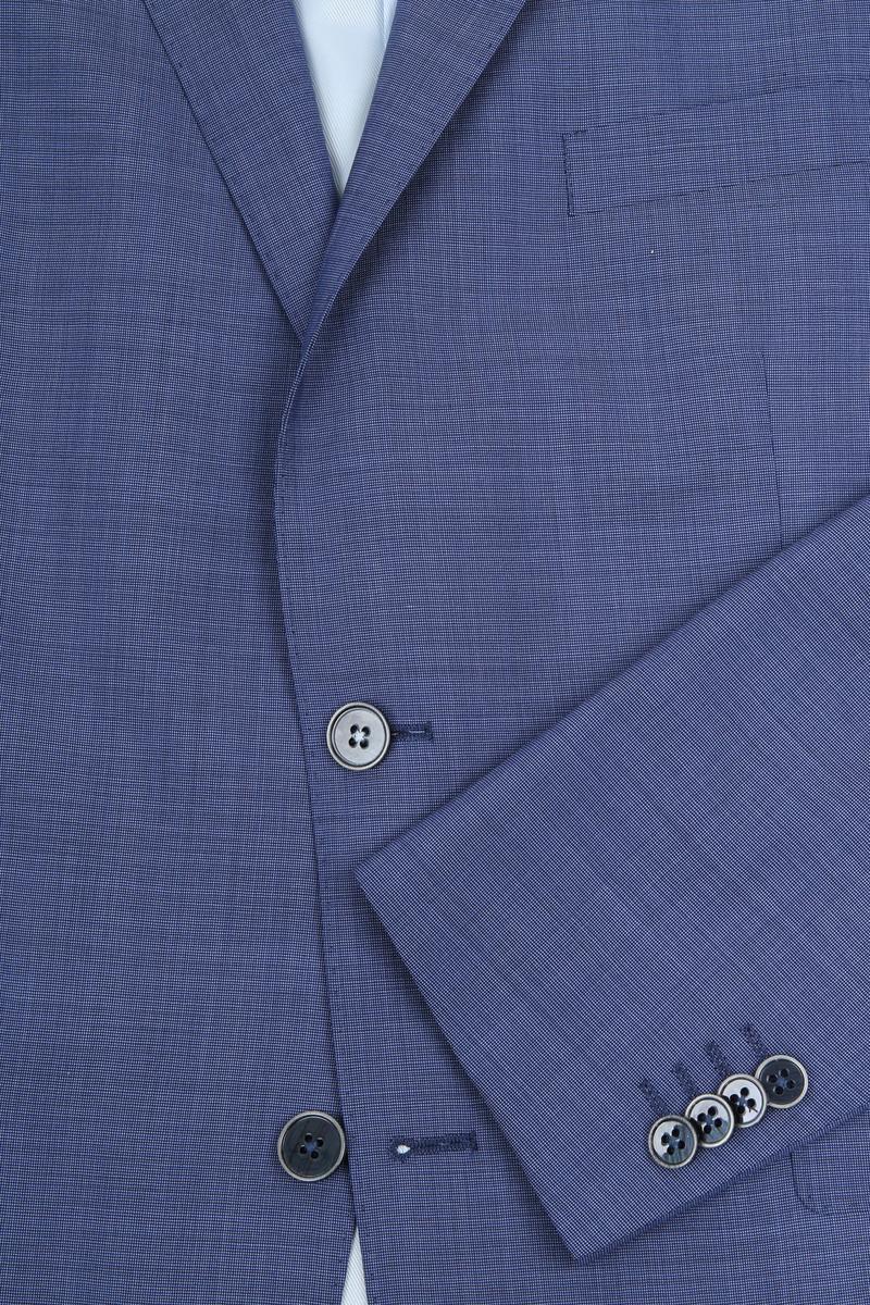 Suitable Anzug Lucius Roys Blau Foto 2