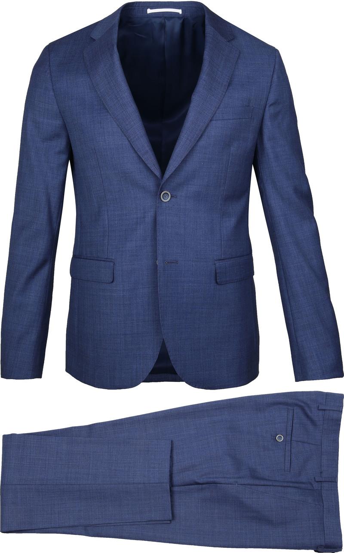 Suitable Anzug Strato Shark Dunkelblau Foto 0