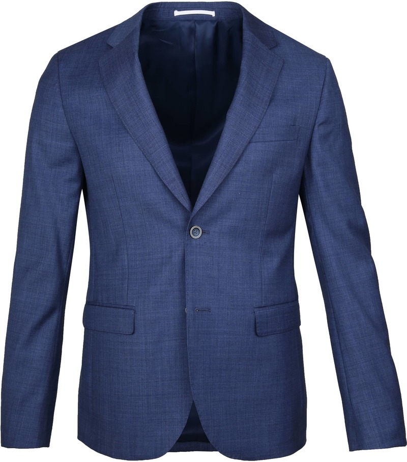 Suitable Anzug Strato Shark Dunkelblau Foto 1