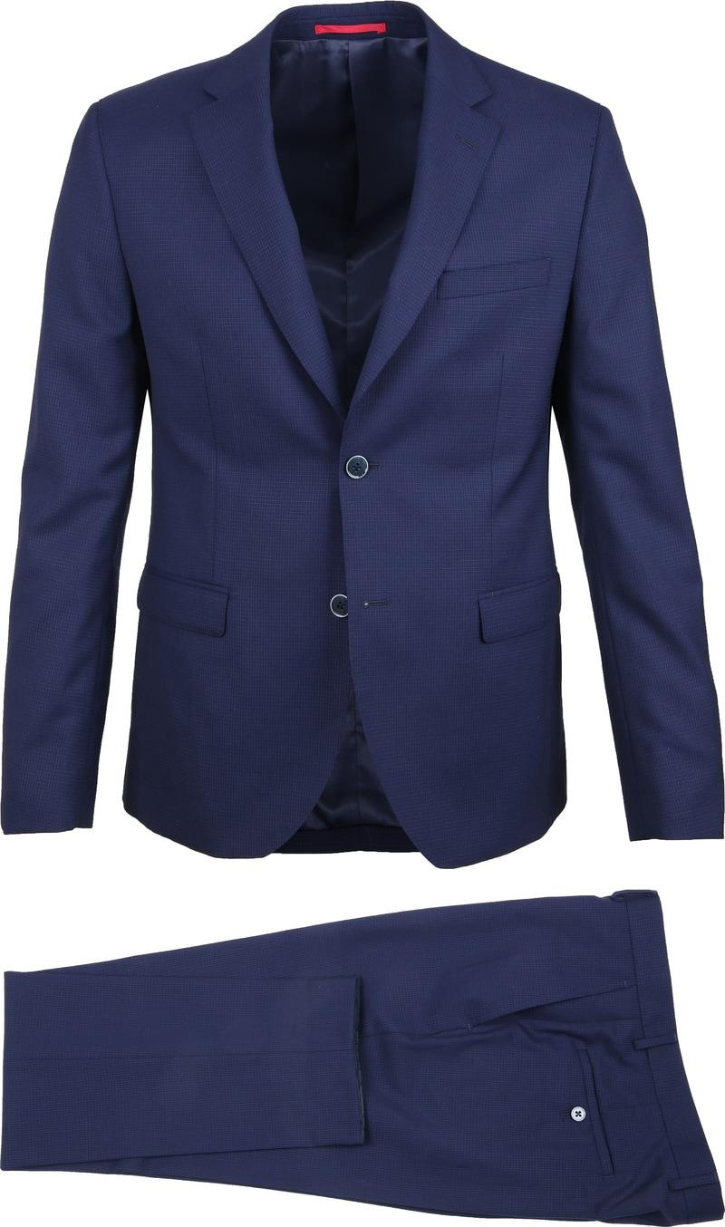 Suitable Anzug Strato Tegea Navy Foto 0