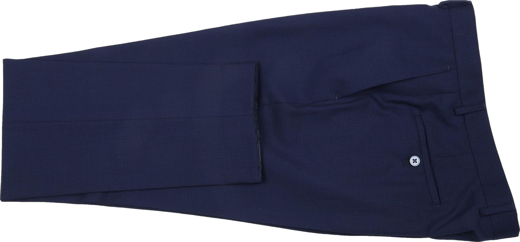 Suitable Anzug Strato Tegea Navy Foto 5