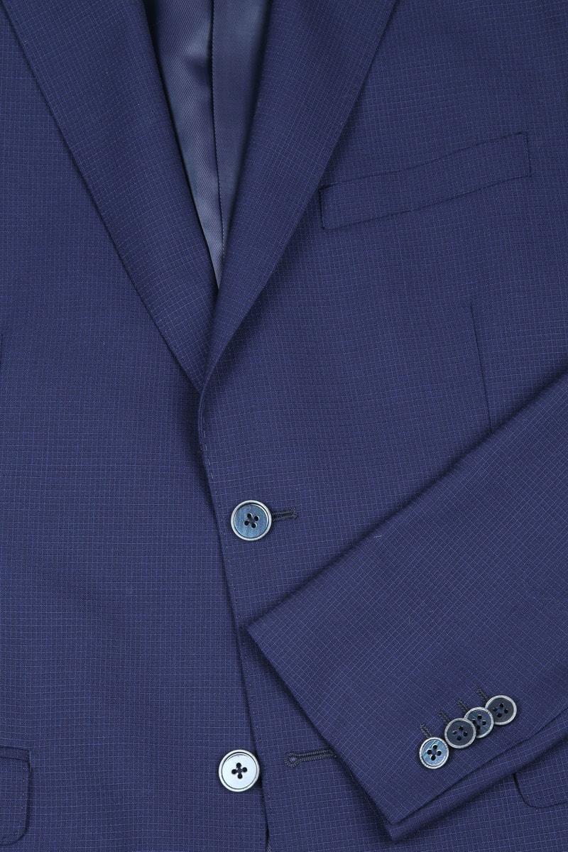 Suitable Anzug Strato Tegea Navy Foto 3