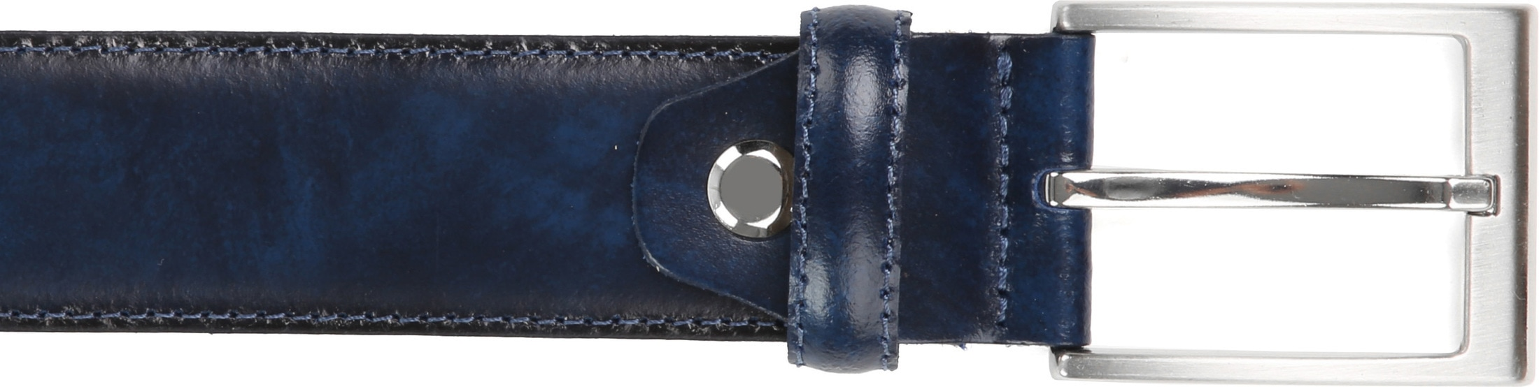 Suitable Belt Dark Blue 317 photo 1