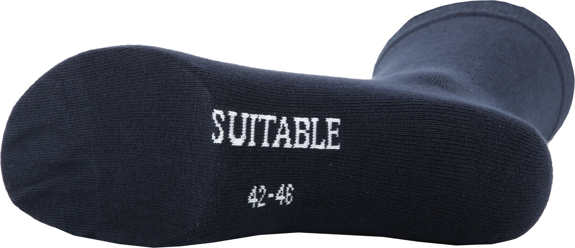 Suitable Bio Cotton Socks Navy 6-Pack photo 2
