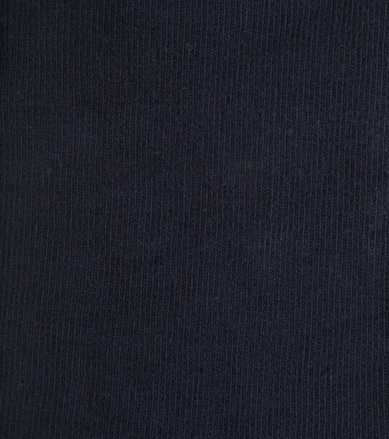 Suitable Bio Katoen Sokken Navy 6-Pack
